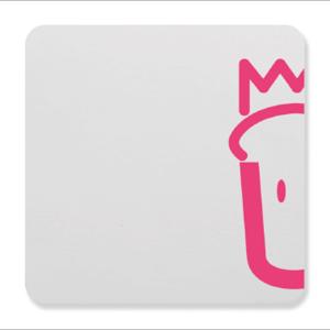Posavasos logotipo