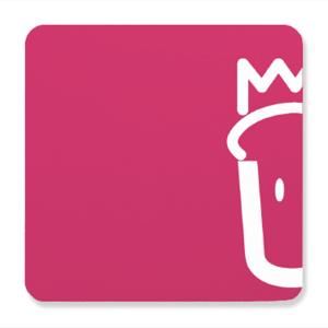 Posavasos logotipo color 2